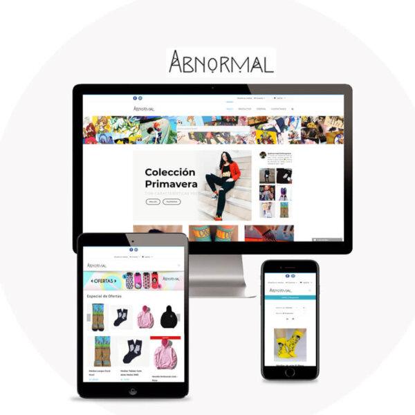 web-abnormal