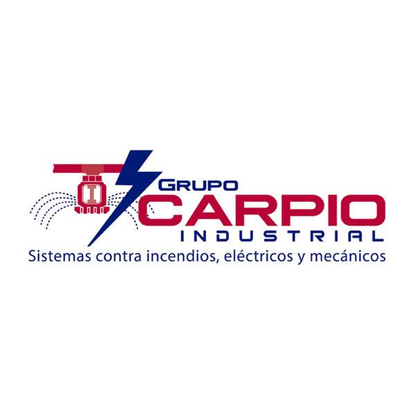 Logo Grupo Carpio Industrial 01