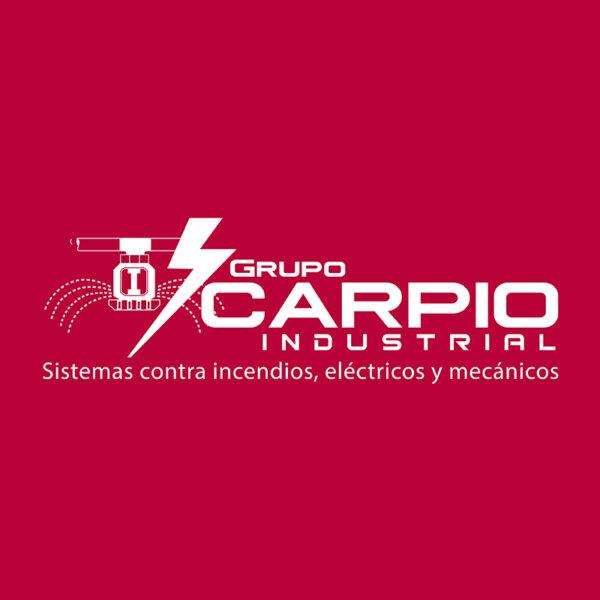 Logo Grupo Carpio Industrial 02