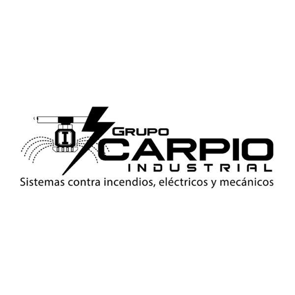 Logo Grupo Carpio Industrial 05