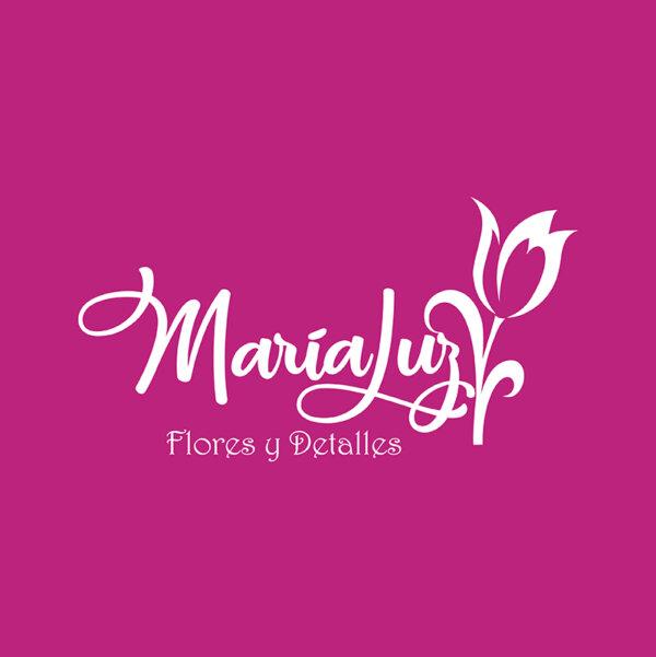 Logo María Luz Flores y Detalles 02