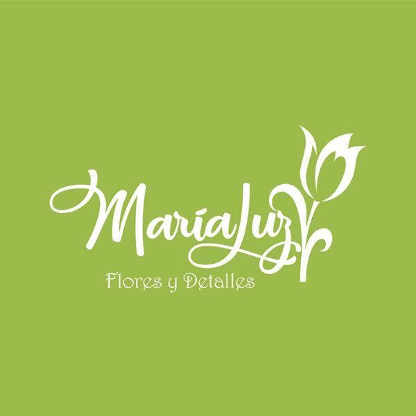 Logo María Luz Flores y Detalles 03