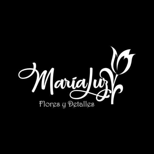Logo María Luz Flores y Detalles 04