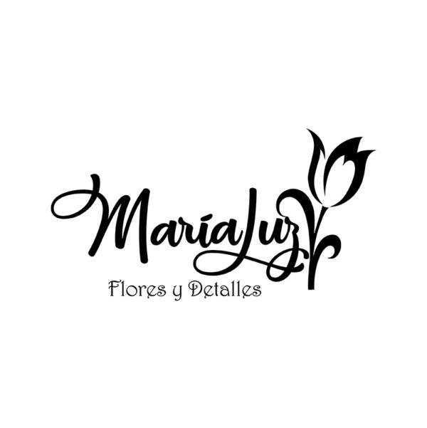 Logo María Luz Flores y Detalles 05