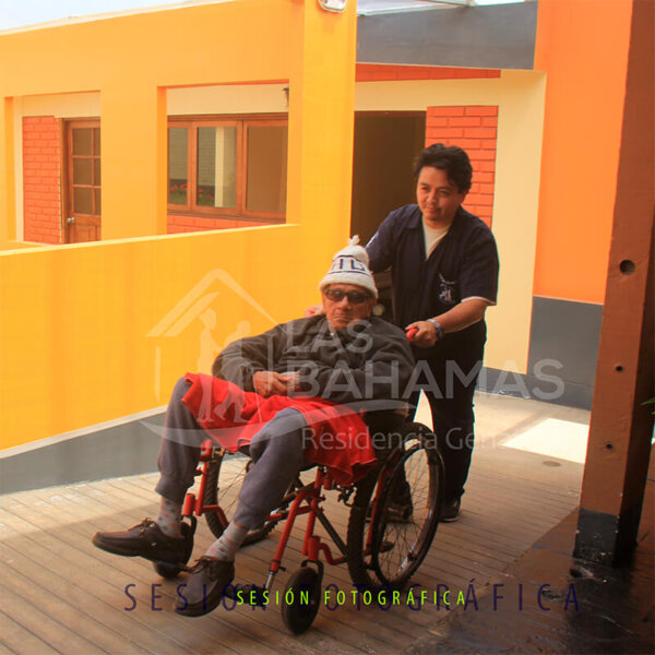 Hochimin Fotografía – Residencia Geriátrica Las Bahamas