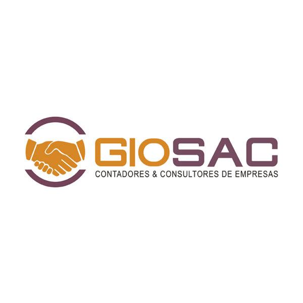 Logo 01: Giosac – Contadores & consultores de empresas